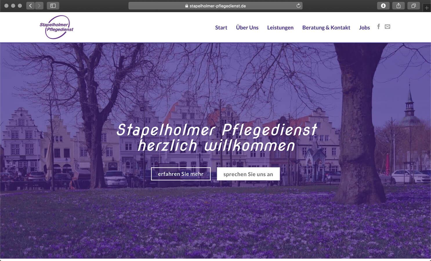 STAPELHOLMER PFLEGEDIENST . CM1K